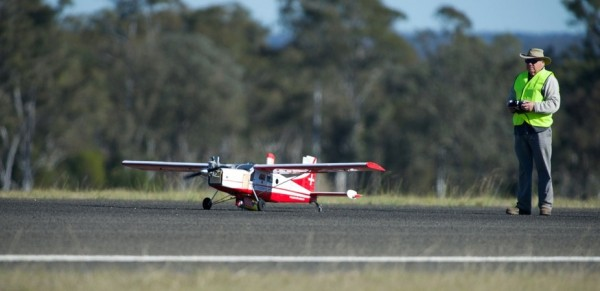 Robots in the skies: how Outback Joe was found and rescued