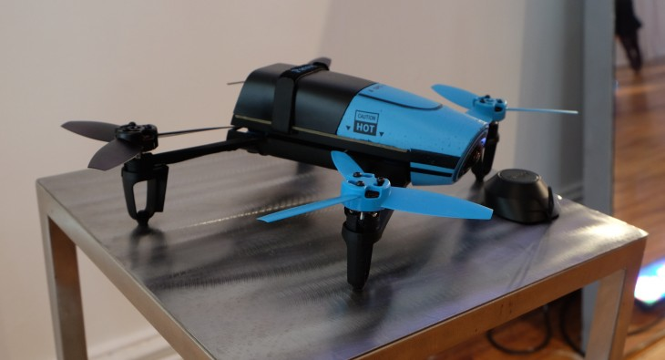 Hands-on with Parrot's fun new $499 Bebop Drone - sUAS News - The Business of Drones