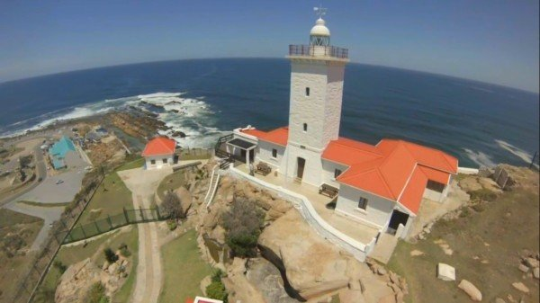 Cape St Blaize Lighthouse Spline Circle Demonstration Video