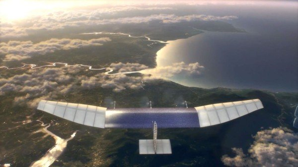 Facebook is kicking its drone business into high gear