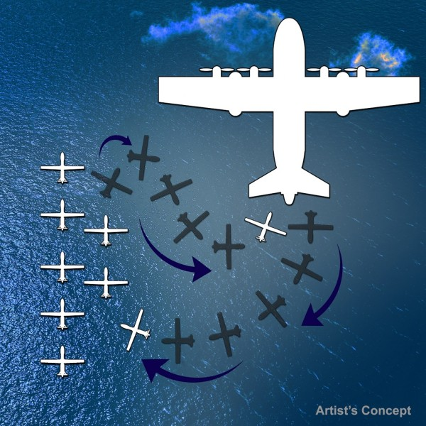 """Wanted: Ideas for transforming planed into """"Aircraft carriers in the sky"""""""