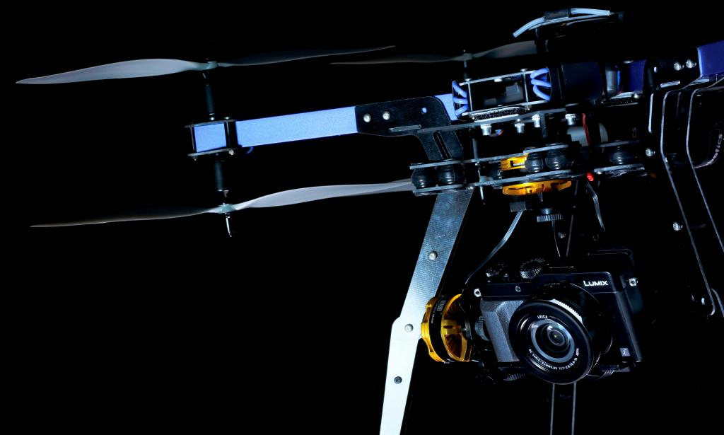 3d Robotics Launches X8 Ready To Fly Personal Drone With Expandable