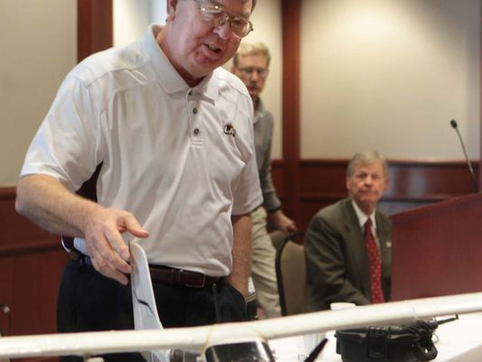 ULM's drone program gives bird's-eye view of future