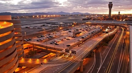 Agency: Airline pilot sights drone near Phoenix airport