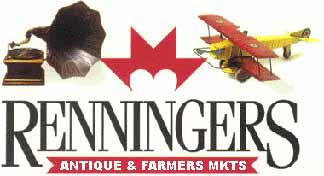 Drone hits woman at Renninger's antique fair