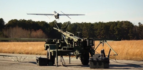 Aerosonde sUAS Receives FAA Certificate of Authorization for National Airspace