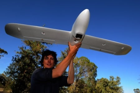 Farm tech takes flight at Moree