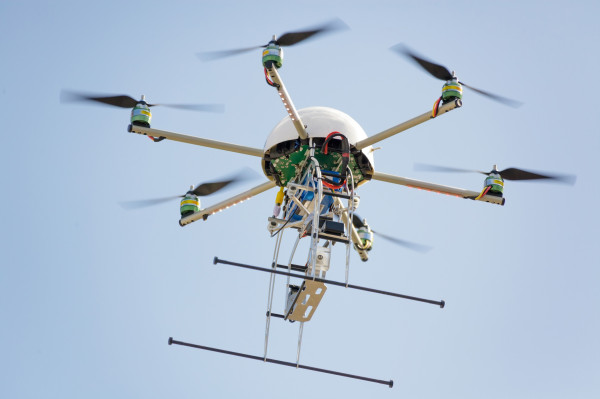 Commercial Drone Markets: 2014 Year in Review