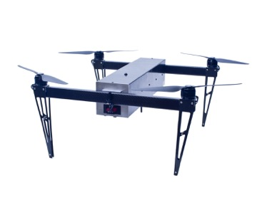 """Allied Drones Unveils New Tethered HV44 """"HornetCAM"""""""