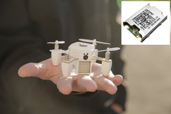 Torquing Group Taps Lantronix xPico Wi-Fi Embedded IoT Enabling Solution to Help Aerial Nano Drone Fly at CES 2015