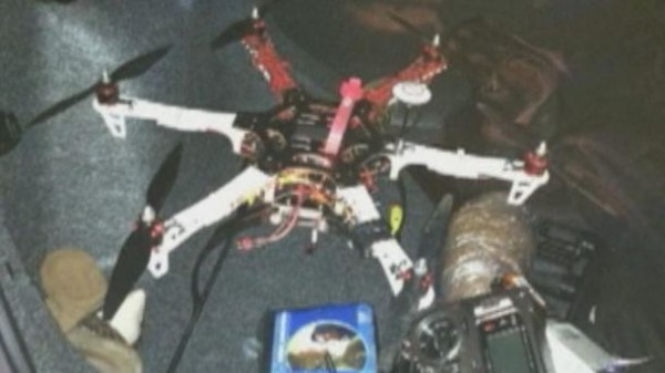 Man receives 15 years for flying drone to SC prison