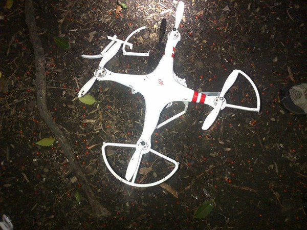Operator of Drone That Crashed Outside White House May Be Charged
