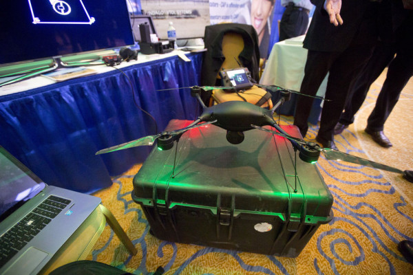 Is a drone in the future for Grand Rapids police?