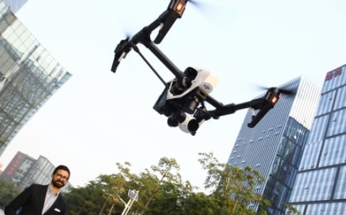 China's high-flying drone maker DJI sees further big sales after talk of US$10 bln valuation - sUAS News - The Business of Drones
