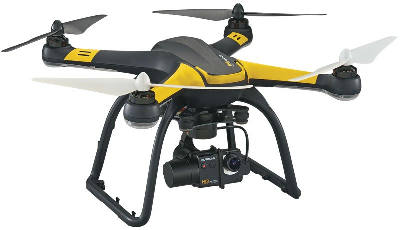 Hubsan H109S X4 on track for June launch - sUAS News - The Business of Drones