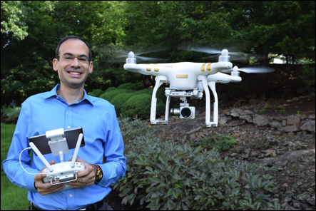 DJI Announces New Executive Hiring of Leading Drone Policy Advocate