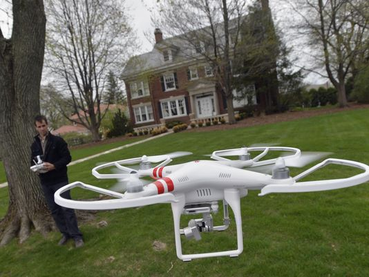 Drones banned at Capitol Grounds Lansing