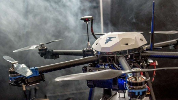 Flirtey cleared for take-off in first FAA-approved drone delivery service