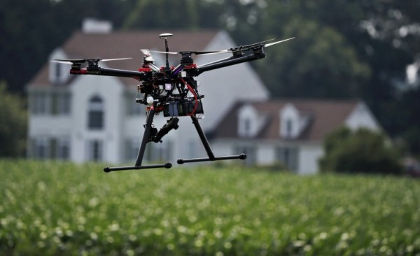 Farmers eager to employ drones