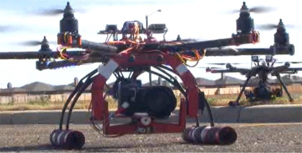 Titan Aerial gets FAA approval for drone usage