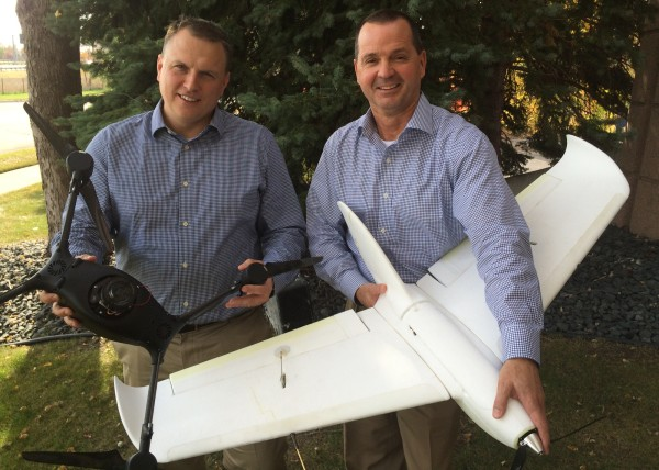 Richfield-based drone company has big plans
