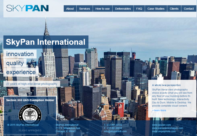 SkyPan, FAA settle largest-ever fine proposed for a UAS operator