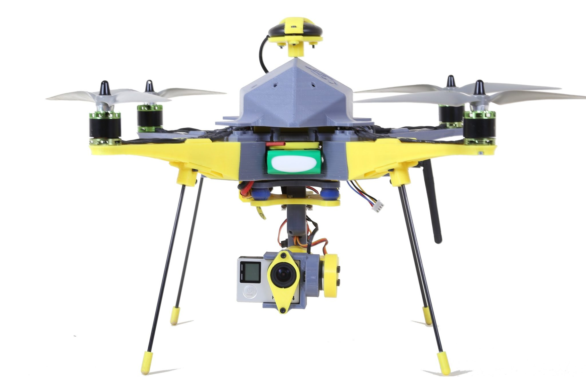 Mosquito: The customizable, modular, 3D-printed drone - sUAS News - The Business of Drones