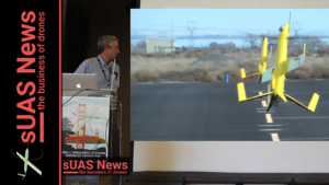 sUAS News YouTube Tad McGeer Presentation