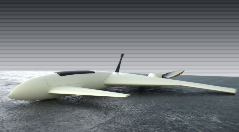 OQualia Unveils The First Fully 3D Printed Commercial Fixed Wing
