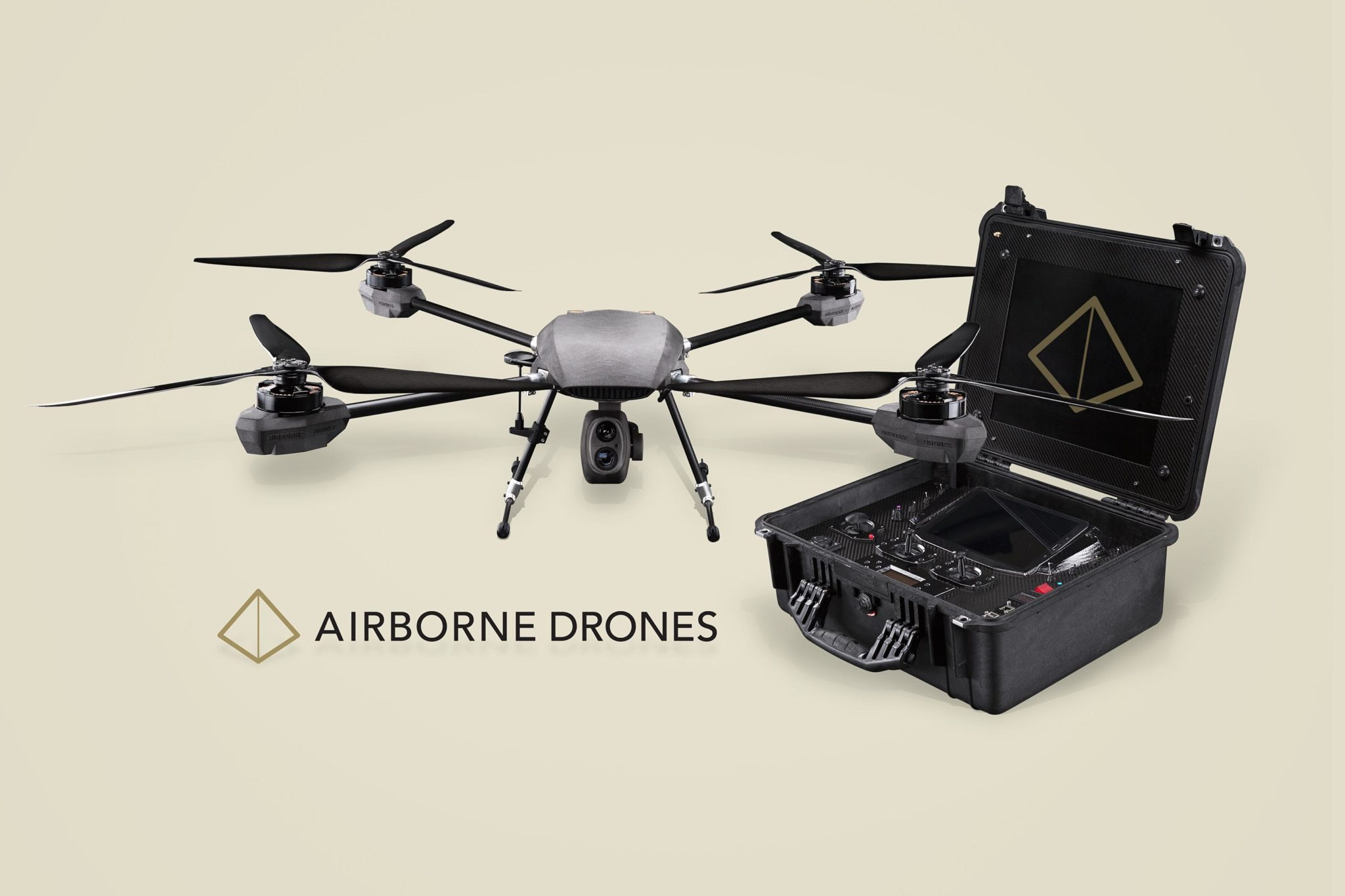 Image result for Airborne Drones Vanguard