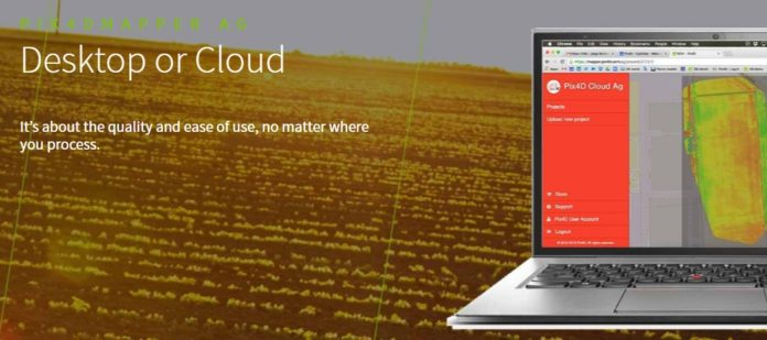 Drone Mapping Software Provider Pix4D Elevates Agriculture
