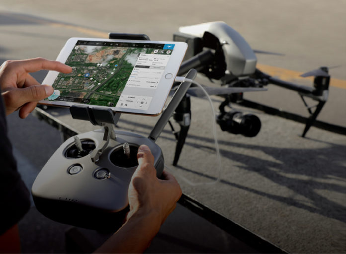 DJI Ground Station Pro (GS Pro) - sUAS News - The Business