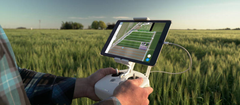 DroneDeploy Announces Fieldscanner, Instant Drone Mapping for Agriculture