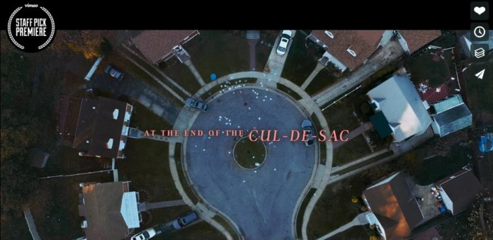 Short Film Entirely Shot With A Drone Premieres As Vimeo Staff Pick