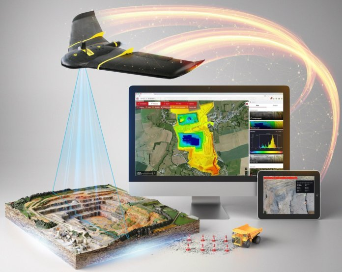 Airware And Sensefly Sign Global Partnership Agreement To Bring