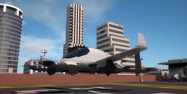 Uber Announced Today That It Has Selected Aurora Flight Sciences As A Partner To Develop Electric Vertical Takeoff And Landing EVTOL Aircraft For Its