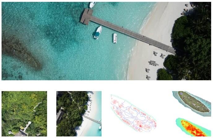 Aeromapper Talon surveys an entire island in a single flight - sUAS News - The Business of Drones