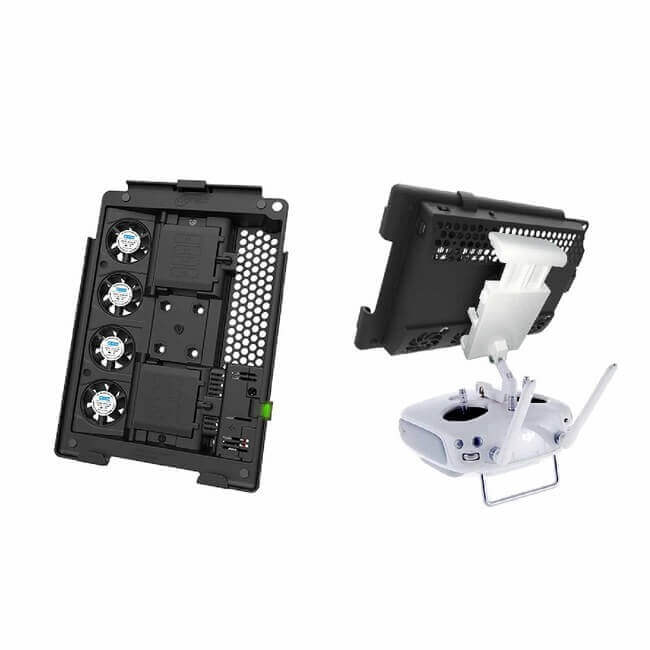 X Naut Announces New Drone Controller Bracket Compatible With DJI Phantom Inspire Mobile Device Holders