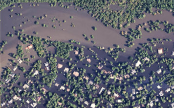 RoboFlight Systems Acquires Imagery Post Hurricane Harvey