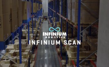 Infinium rolls out World's first autonomous indoor stock-taking drone system