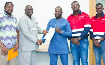 Rocketmine receives first commercial drone operating licence in the Republic of Ghana