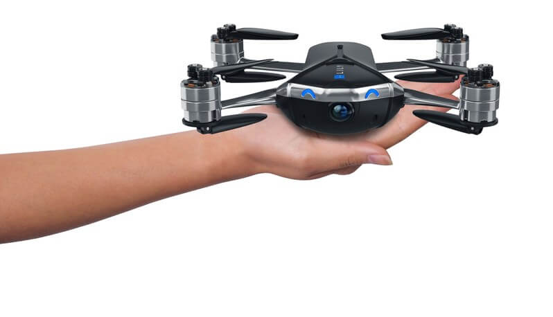 LILY Debuts Lily Next-Gen Camera Drone (Yes that brand again)
