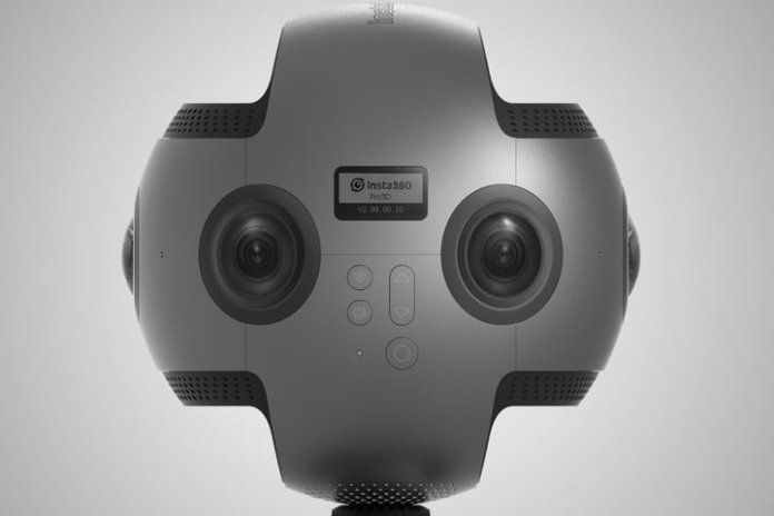 12K VR Is Here: Insta360 Pro V2 0 Brings Super-Res Photos