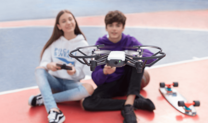 Ryze and DJI team to create Tello $99 drone - sUAS News
