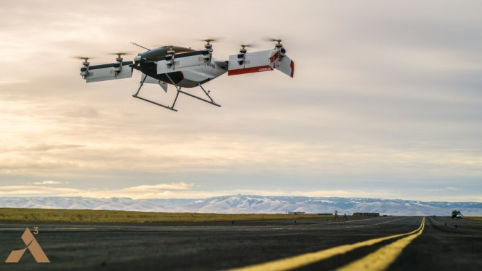 Airbus' autonomous 'air taxi' Vahana completes its first test flight