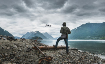 ANAFI Extended: THE drone with extra-long flight time and