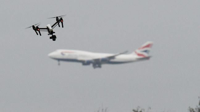 Was Gatwick drone scare a hack just ahead of its sale