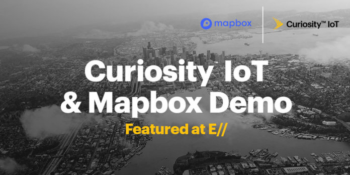 Sprint Curiosity IoT and Mapbox to Showcase Precision