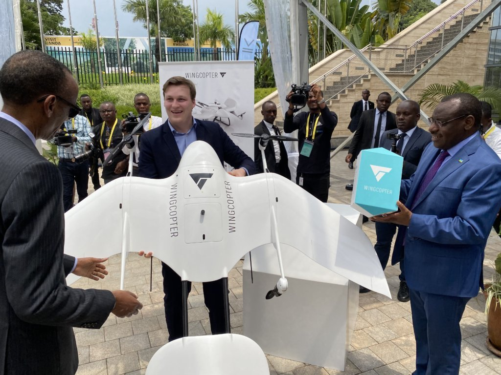 Wingcopter wins at World Bank-sponsored drone challenge, sets benchmark for emergency delivery - sUAS News - The Business of Drones