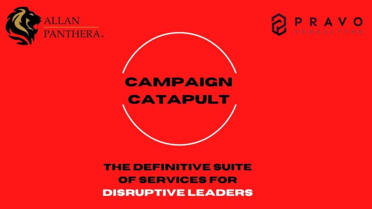 Allan Panthera and Pravo Consulting announce strategic partnership – Campaign Catapult